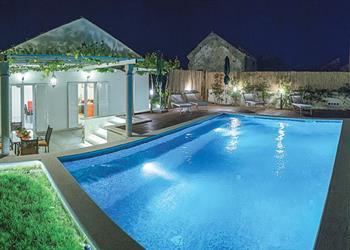 Villa Loza in Croatia