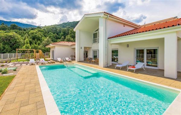 Villa Lozan in Općina Opatija