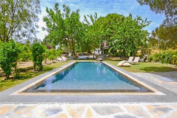 Villa Luca in Turkey
