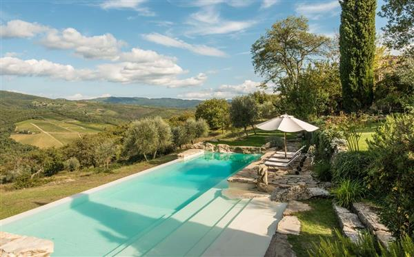 Villa Lucarelli in Provincia di Siena