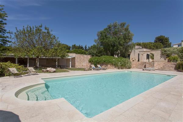 Villa Lucia in Provincia di Lecce