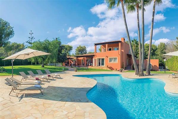 Villa Lucia in Ibiza