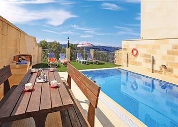 Villa Lucija in Gozo