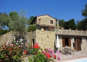 Villa Lucilla in Provincia di Siena