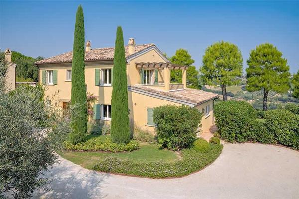 Villa Luisa in Italy