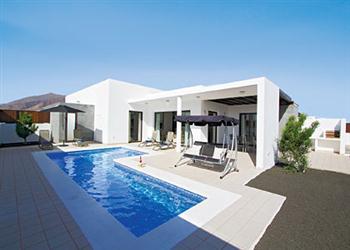 Villa Luisa in Lanzarote