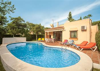 Villa Luna in Spain