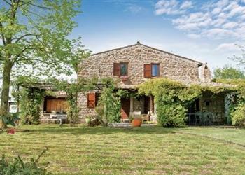 Villa Luna in Provincia di Viterbo
