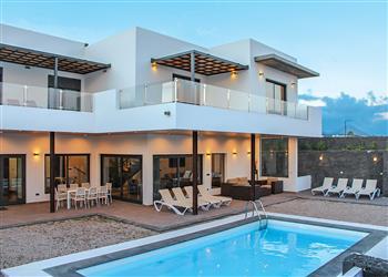 Villa LunaMar in Lanzarote
