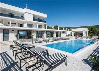 Villa Luster in Croatia
