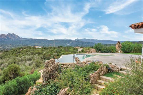 Villa Lux Stone House from James Villas