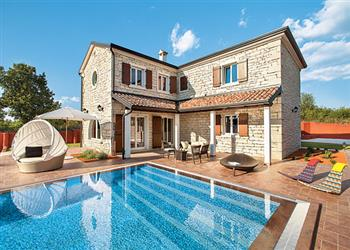 Villa Luxoria in Croatia