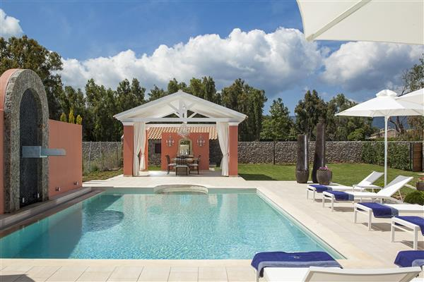 Villa Lydia in Ionian Islands