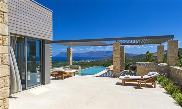 Villa Lyra in Crete