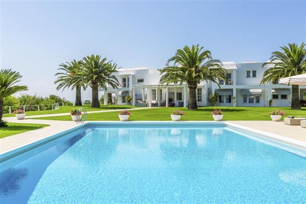 Villa Machis in Crete