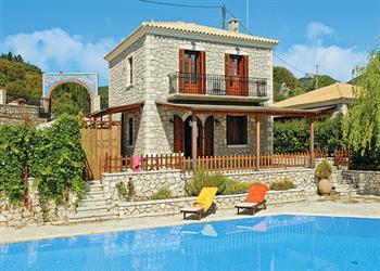 Villa Madori in Lefkas