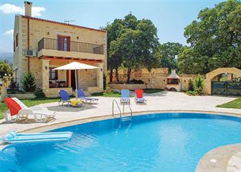 Villa Magda in Crete