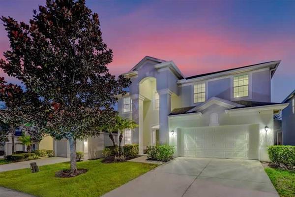 Villa Magnolia Blossom, Windsor Hills Resort, Orlando - Florida