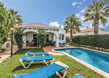 Villa Magnolia Bosch in Menorca