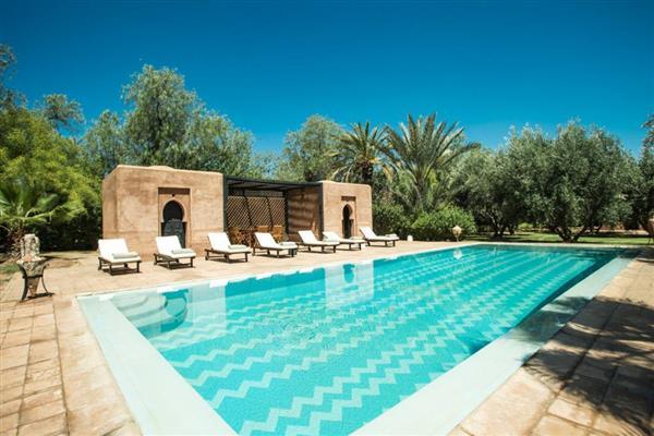 Villa Maia in Marrakech