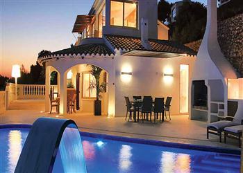 Villa Maitreya in Menorca