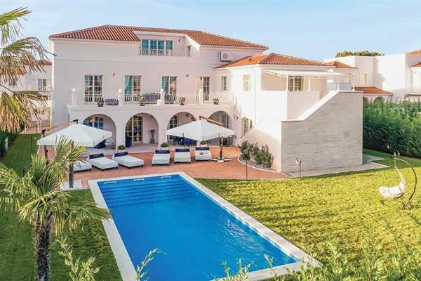 Villa Majesty in Croatia