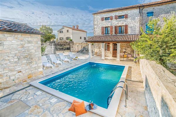 Villa Major in Croatia