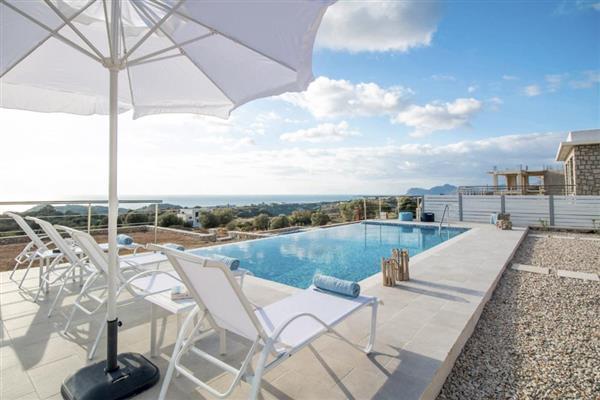 Villa Makaria in Southern Aegean