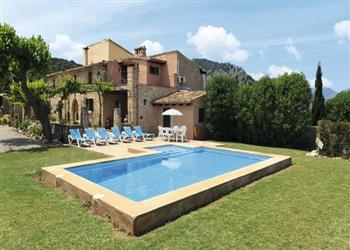 Villa Mala Garba in Pollensa, Majorca