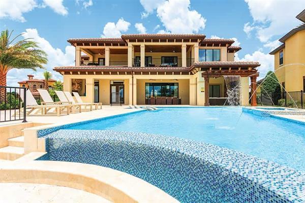 Villa Malitta Mansion in Florida