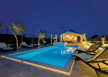 Villa Malo in Croatia
