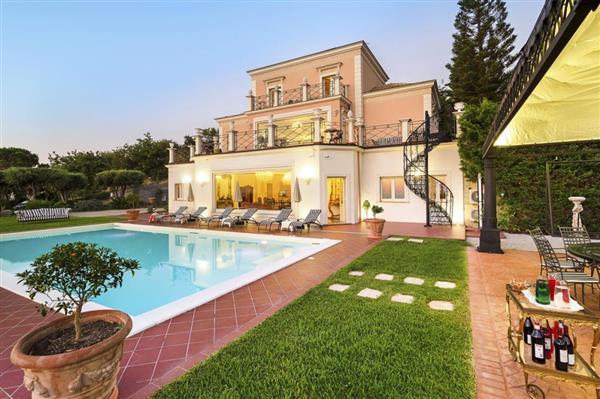 Villa Manazza in Provincia di Messina