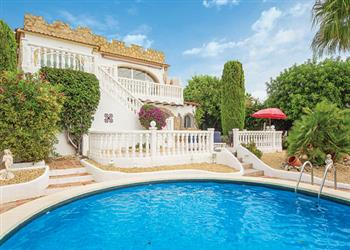 Villa Mandala in Spain