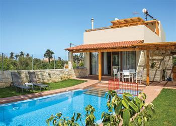 Villa Mandarin in Crete
