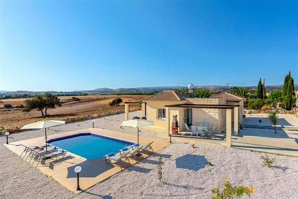 Villa Mandarine in Cyprus