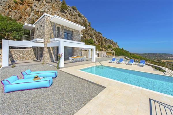 Villa Mandilaria in Southern Aegean