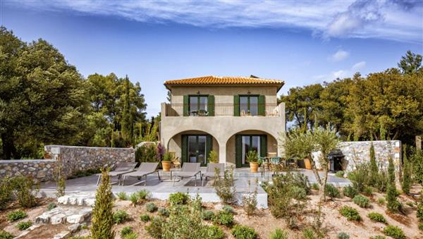 Villa Mandras in Ionian Islands