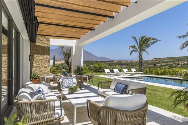 Villa Manilva from Oliver's Travels