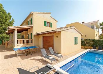 Villa Manresa in Mallorca