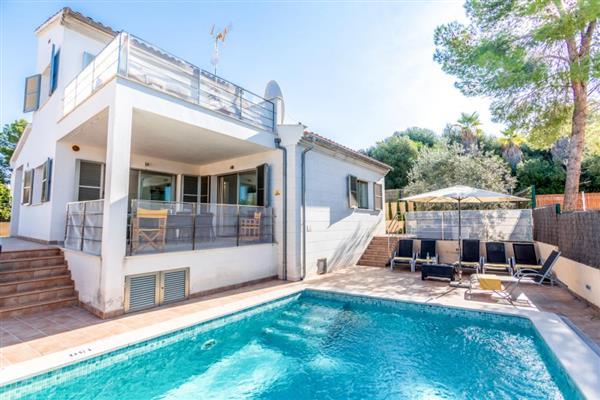 Villa Manresa I in Illes Balears