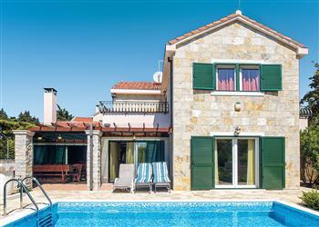 Villa Mantasa in Croatia