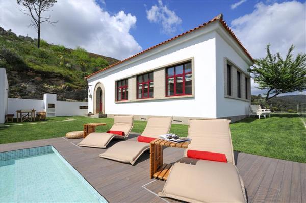 Villa Marao in Sabrosa