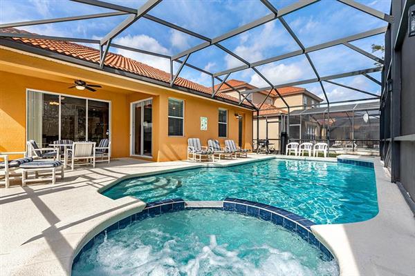Villa Marcello Blvd, Disney Area and Kissimmee, Orlando - Florida