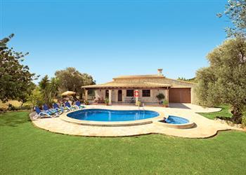 Villa March Martorell in Mallorca