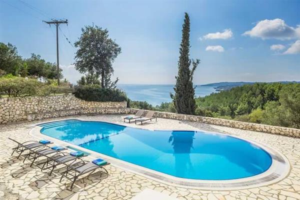 Villa Mare Blue in Kefalonia