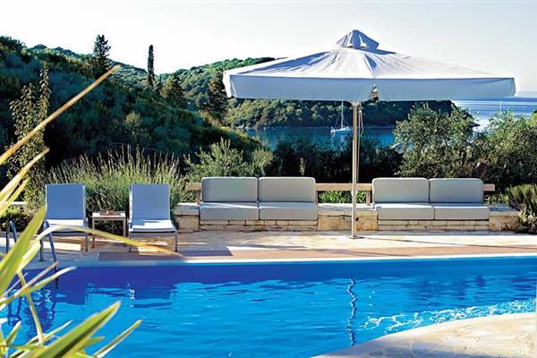 Villa Mare Sivota in Greece