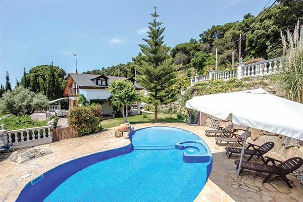 Villa Maresme in Spain