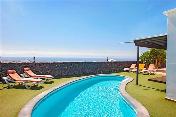 Villa Margarita in Lanzarote