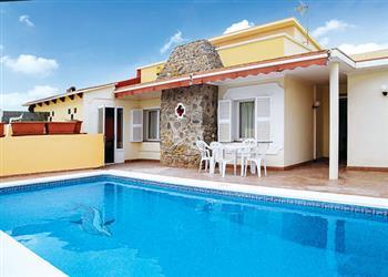 Villa Maria Carmen in Menorca