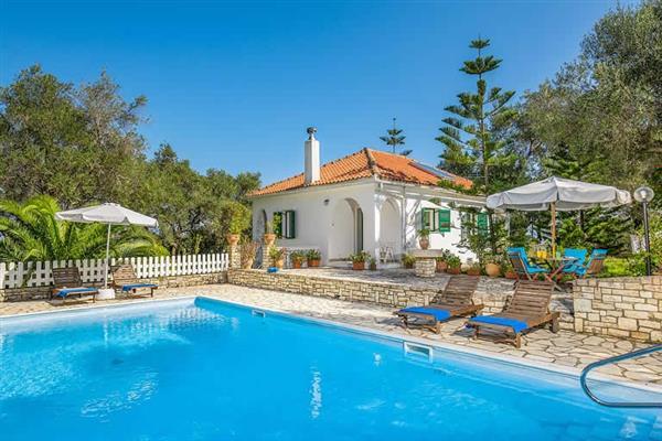 Villa Maria in Paxos
